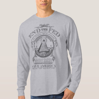End The Fed Customizable Rally T-Shirt