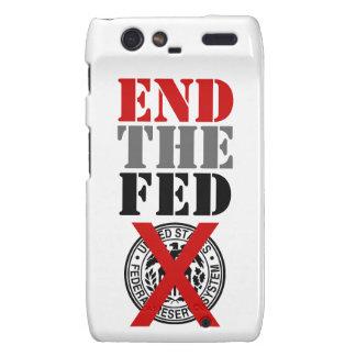 End The Fed - Droid RAZR Case