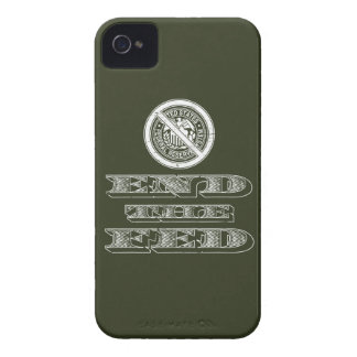 End the Fed Federal Reserve Libertarian Case-Mate iPhone 4 Cases