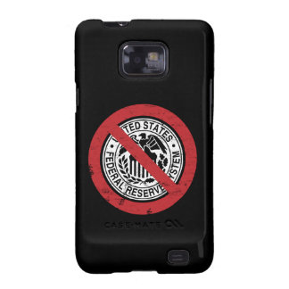 End the Fed Federal Reserve Libertarian Galaxy SII Covers