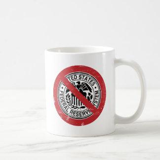 End the Fed Federal Reserve Libertarian Mugs