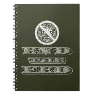End the Fed Federal Reserve Libertarian Notebook