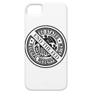 End The Fed Federal Reserve System iPhone 5 Cases