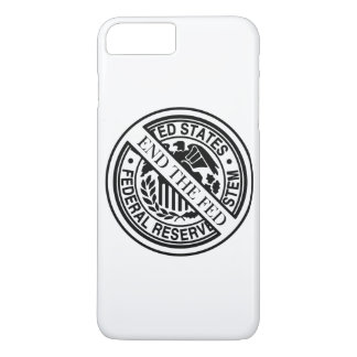 End The Fed Federal Reserve System iPhone 8 Plus/7 Plus Case