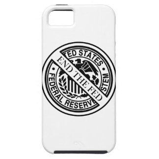 End The Fed Federal Reserve System iPhone SE/5/5s Case