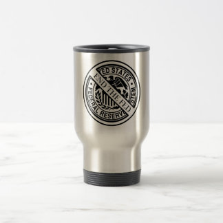 End The Fed Federal Reserve System Coffee Mugs