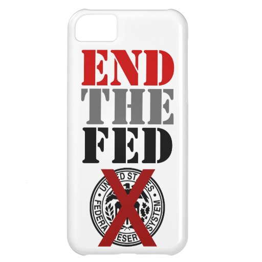 End The Fed - iPhone 5 Case