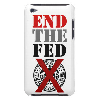 End The Fed - iPhone Case iPod Touch Cover