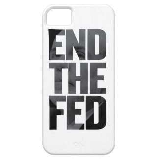 End The Fed iPhone SE/5/5s Case