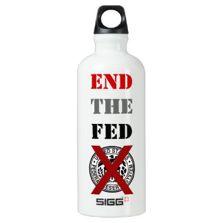 End The Fed - Liberty Bottle SIGG Traveler 0.6L Water Bottle