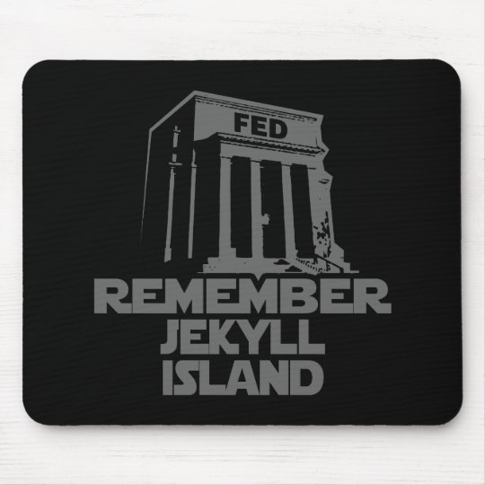 END THE FED MOUSE PAD