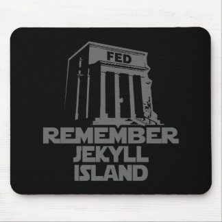 END THE FED MOUSE PADS