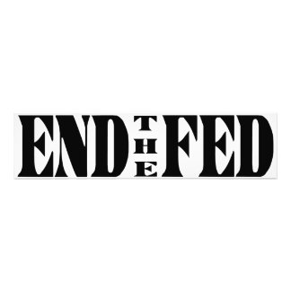 END THE FED PHOTO PRINT