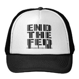 End the Fed png Mesh Hats