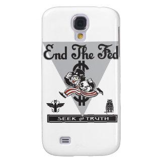 End the Fed Samsung Galaxy S4 Case