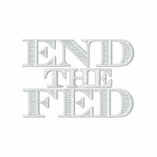End the Fed Shirt Polo