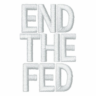 END THE FED TRACK JACKET