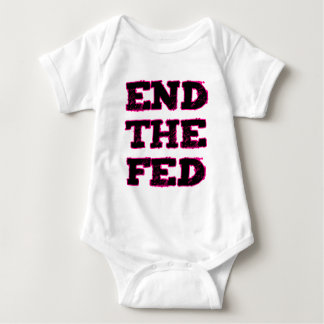 End The Fed T Shirt
