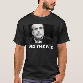 End THE FED With Bernake iamge T-Shirt