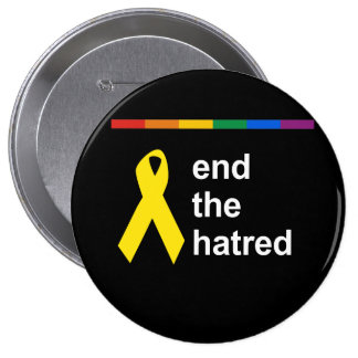 end the hatred buttons