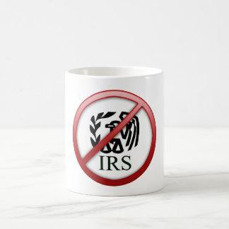 End the IRS Internal Revenue Service Taxes Mug