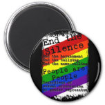 End the Silence Magnets
