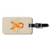 End the Stigma Mental Health Awareness Luggage Tag