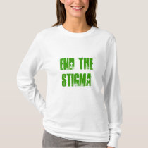 END THE STIGMA Tee