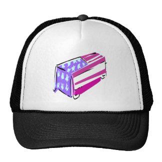 End The War Mesh Hats