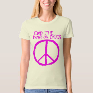 End The War On Drugs T-shirt