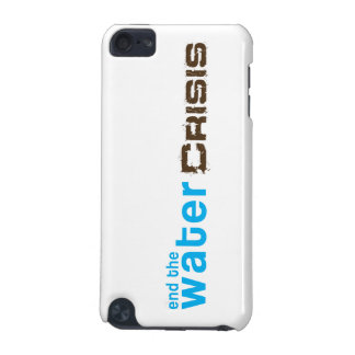 end the water crisis iPod touch (5th generation) case
