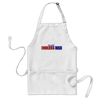 End This War Adult Apron