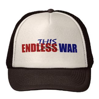 End This War Trucker Hat