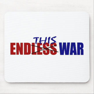 End This War Mouse Pad