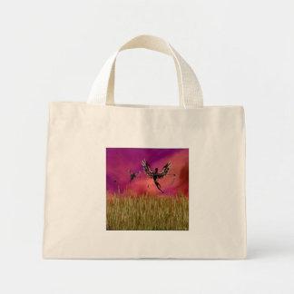 End Time Harvest Mini Tote Bag