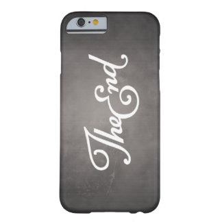 End Title Barely There iPhone 6 Case