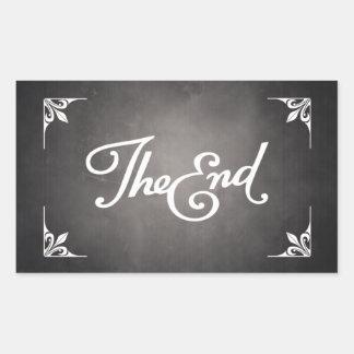 End Title Card sticker