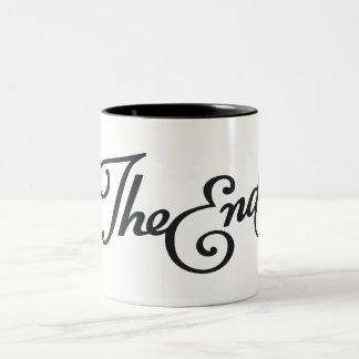 End Title mug