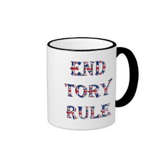 End Tory Party Rule Scottish Independence Mug