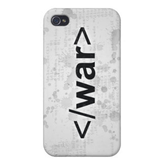 End War HTML Code  Cases For iPhone 4