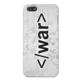 End War HTML Code iPhone 4 Case