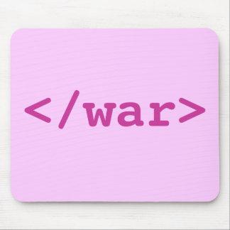 End War Mousepad