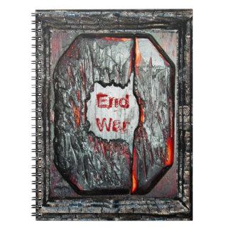 End War Notebook