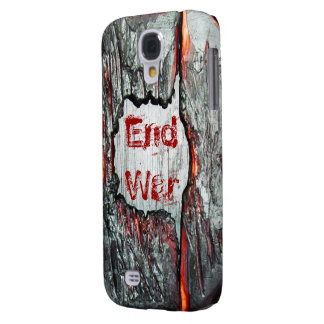 End War Samsung Galaxy S4 Case