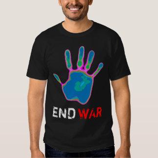 END WAR T shirt