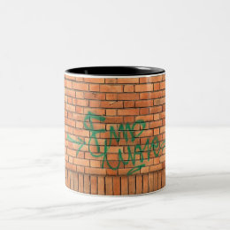 End War Two-Tone Coffee Mug