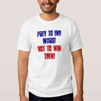 End Wars Tee Shirt