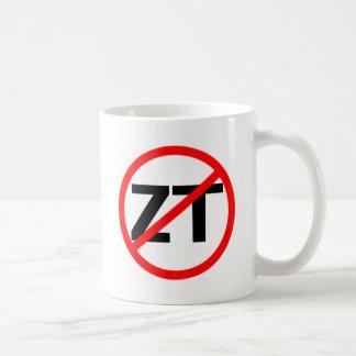 End Zero Tolerance Coffee Mug