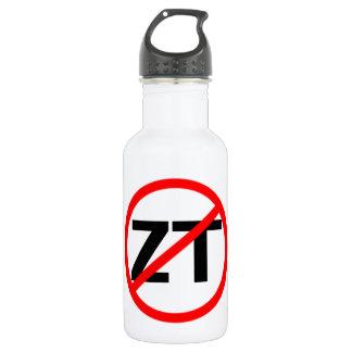 End Zero Tolerance Stainless Steel Water Bottle