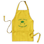 End Zone Frisbee Aprons